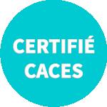 Certifié CACES